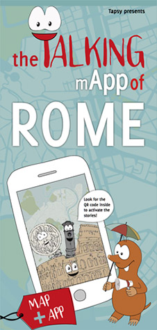 Talking mApp of Rome